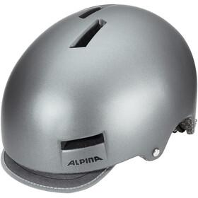 Alpina Grunerlokka Casque, titanium